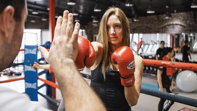 boxning stockholm tjejer nybörjare